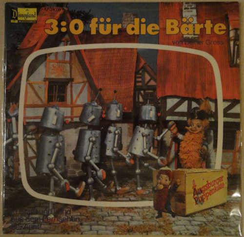 Bild Heiner Gross - 3:0 Für Die Bärte - Augsburger Puppenkiste (LP, Album) Schallplatten Ankauf