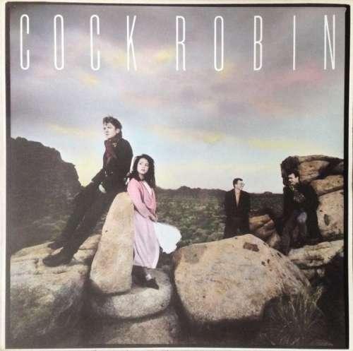 Bild Cock Robin - Cock Robin (LP, Album) Schallplatten Ankauf