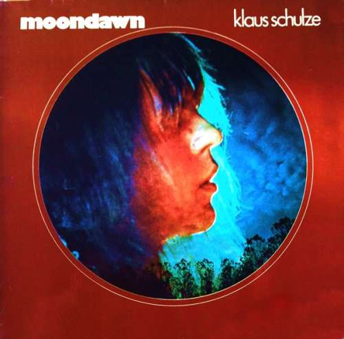 Cover Klaus Schulze - Moondawn (LP, Album, RP, Gat) Schallplatten Ankauf