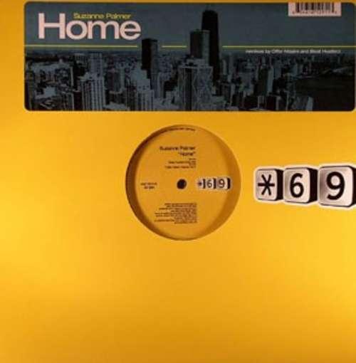 Cover Suzanne Palmer - Home (12) Schallplatten Ankauf