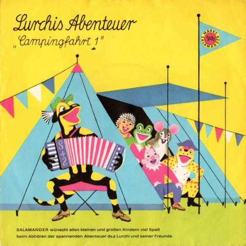 Bild Unknown Artist - Lurchis Abenteuer - Campingfahrt (7, Single) Schallplatten Ankauf