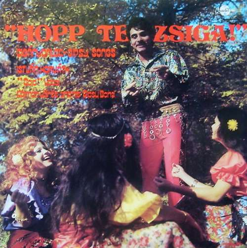 Cover zu István Horváth, Kálmán Vörös and his Gipsy Band* - Hopp Te Zsiga! (LP, Album) Schallplatten Ankauf