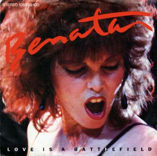 Cover Benatar* - Love Is A Battlefield (7, Single) Schallplatten Ankauf