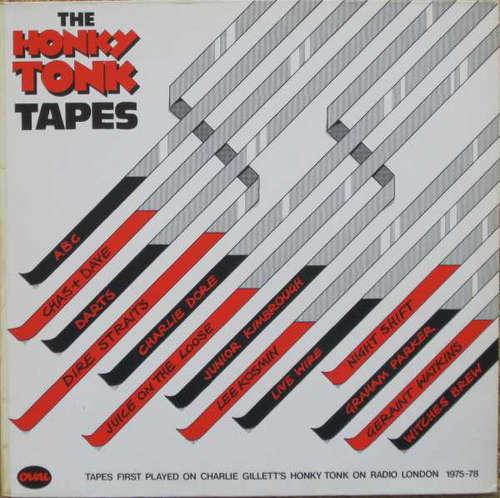 Bild Various - The Honky Tonk Tapes (LP, Comp) Schallplatten Ankauf