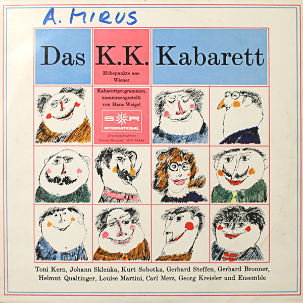 Bild Various - Das K.K.Kabarett (LP, Comp, Club) Schallplatten Ankauf