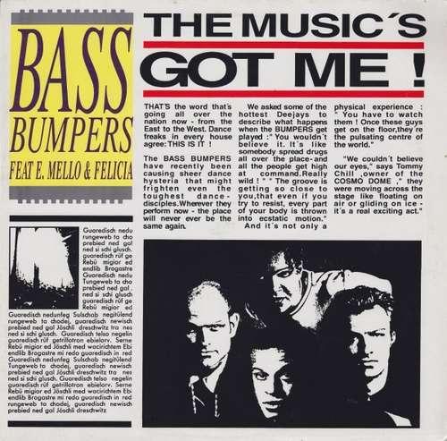 Bild Bass Bumpers Feat E. Mello* & Felicia* - The Music's Got Me! (12) Schallplatten Ankauf