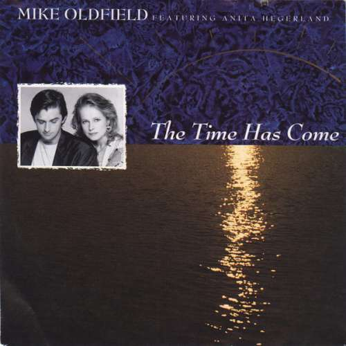 Bild Mike Oldfield Featuring Anita Hegerland - The Time Has Come (7, Single) Schallplatten Ankauf