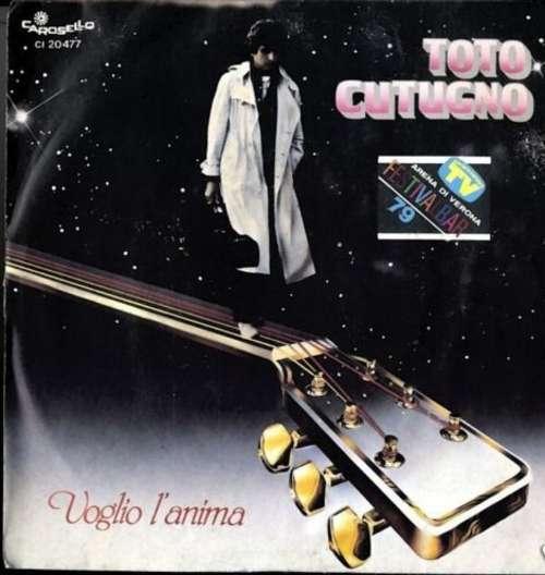 Bild Toto Cutugno - Voglio L' Anima (7, Single) Schallplatten Ankauf