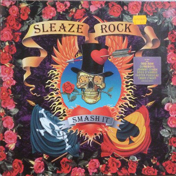 Bild Various - Sleaze Rock - Smash It (LP, Comp) Schallplatten Ankauf