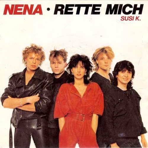 Bild Nena - Rette Mich (7, Single) Schallplatten Ankauf