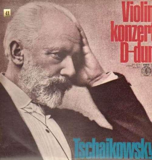 Bild Tschaikowsky* - Tchaikovsky Violinkonzert D-Dur (LP) Schallplatten Ankauf