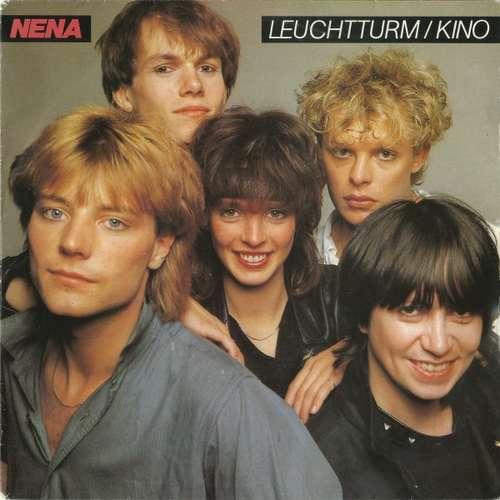Cover zu Nena - Leuchtturm / Kino (7, Single) Schallplatten Ankauf