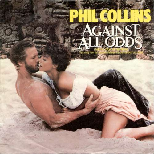 Bild Phil Collins - Against All Odds (Take A Look At Me Now) (7, Single) Schallplatten Ankauf
