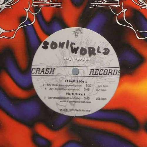Bild Sonic World - Musiclovers (12) Schallplatten Ankauf