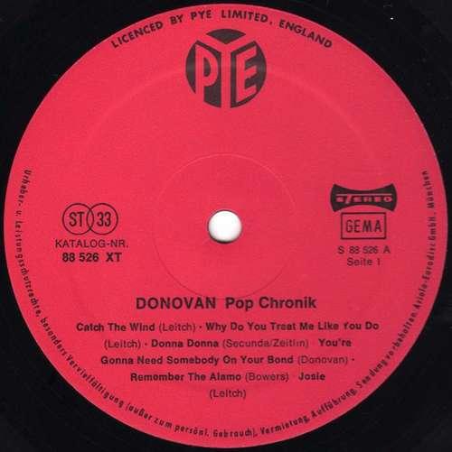 Bild Donovan - Pop Chronik (2xLP, Comp, Gat) Schallplatten Ankauf