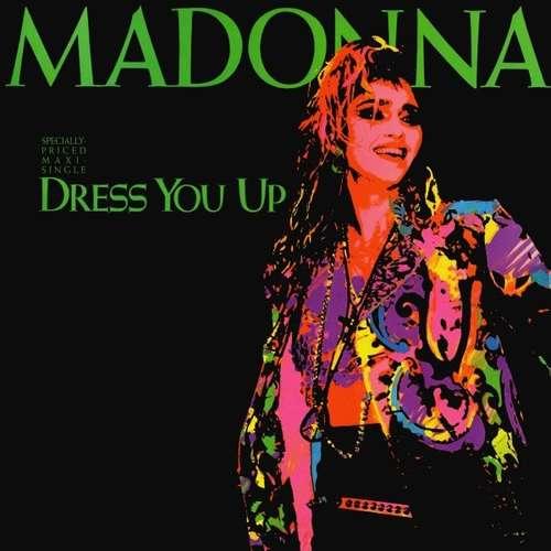 Cover Madonna - Dress You Up (12, Maxi) Schallplatten Ankauf