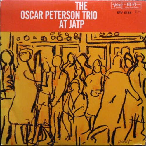 Bild The Oscar Peterson Trio - At JATP (7, EP, Mono) Schallplatten Ankauf