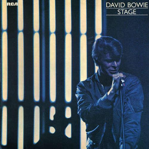 Cover David Bowie - Stage (2xLP, Album, RE) Schallplatten Ankauf