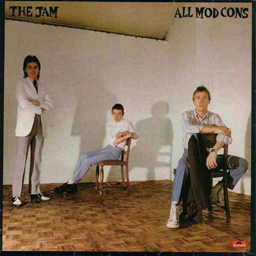 Cover The Jam - All Mod Cons (LP, Album) Schallplatten Ankauf