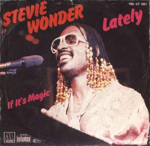 Bild Stevie Wonder - Lately (7, Single, Pre) Schallplatten Ankauf