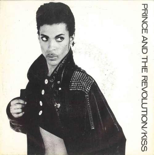 Cover zu Prince And The Revolution - Kiss (7, Single) Schallplatten Ankauf