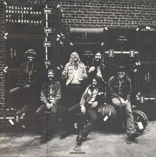 Bild The Allman Brothers Band - The Allman Brothers Band At Fillmore East (2xLP, Album, RE) Schallplatten Ankauf