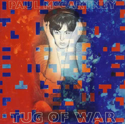 Cover Paul McCartney - Tug Of War (LP, Album) Schallplatten Ankauf