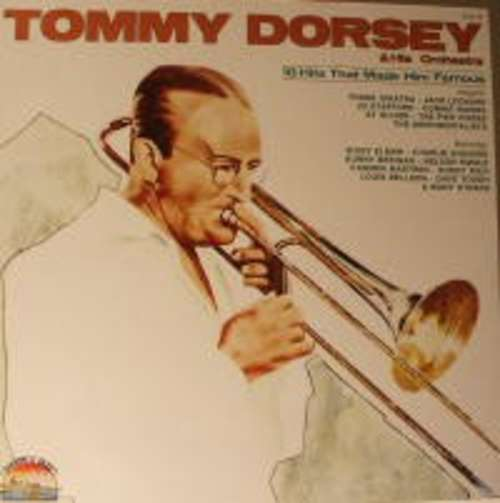 Bild Tommy Dorsey And His Orchestra - 16 Hits That Made Him Famous (LP, Comp) Schallplatten Ankauf
