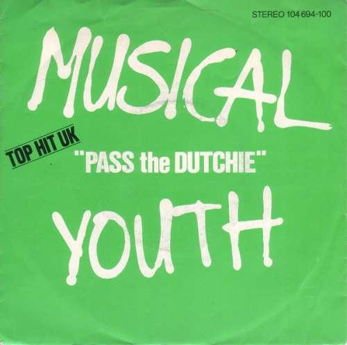 Cover Musical Youth - Pass The Dutchie (7, Single) Schallplatten Ankauf
