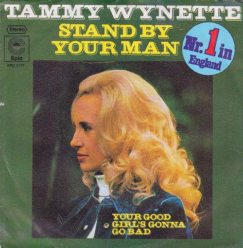 Bild Tammy Wynette - Stand By Your Man (7, Single) Schallplatten Ankauf
