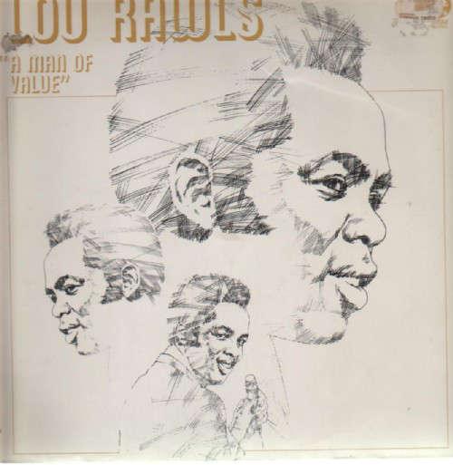 Bild Lou Rawls - A Man Of Value (LP, Album) Schallplatten Ankauf