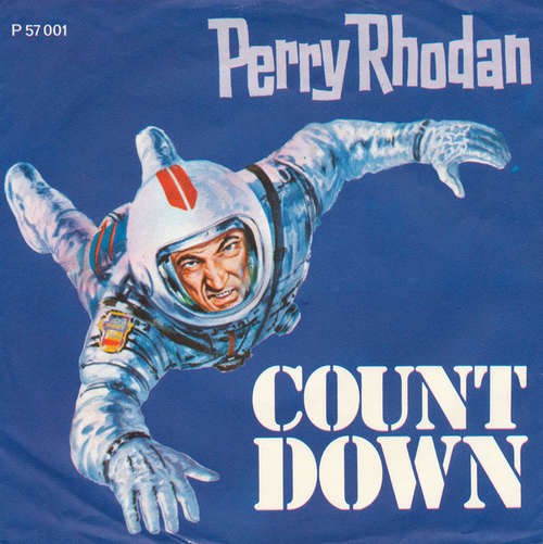 Cover Sherman Space - Count Down (7, Single) Schallplatten Ankauf