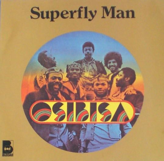 Cover Osibisa - Superfly Man (LP, Album, RE) Schallplatten Ankauf