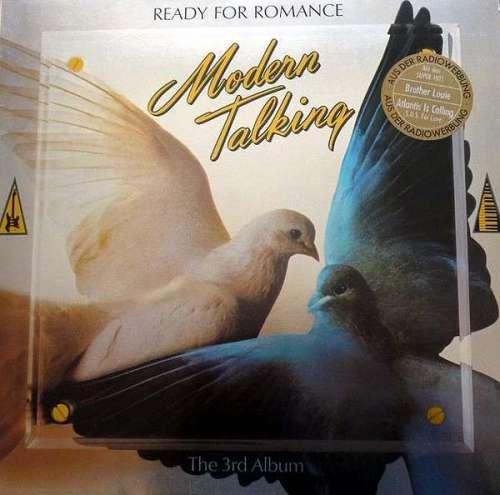Cover Modern Talking - Ready For Romance - The 3rd Album (LP, Album) Schallplatten Ankauf