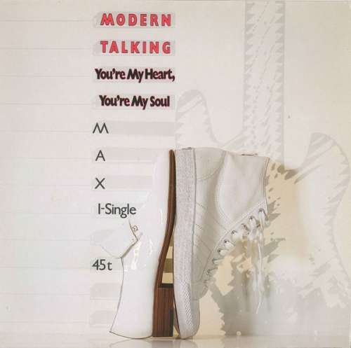 Bild Modern Talking - You're My Heart, You're My Soul (12, Maxi) Schallplatten Ankauf