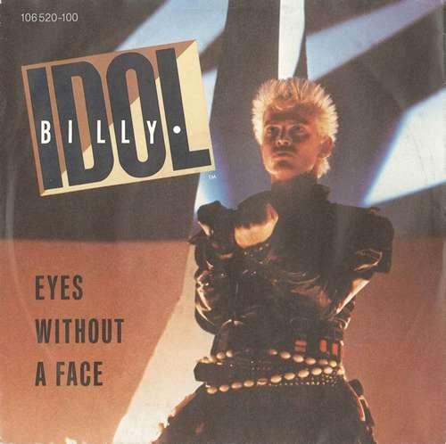 Bild Billy Idol - Eyes Without A Face (7, Single) Schallplatten Ankauf