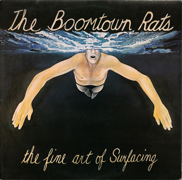 Cover The Boomtown Rats - The Fine Art Of Surfacing (LP, Album) Schallplatten Ankauf