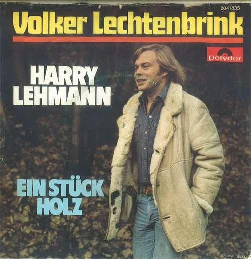 Bild Volker Lechtenbrink - Harry Lehmann (7, Single) Schallplatten Ankauf
