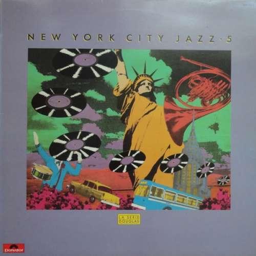 Cover Various - New York City Jazz 5 (LP, Album, Smplr) Schallplatten Ankauf