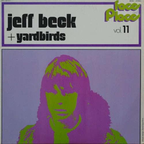 Bild Jeff Beck + Yardbirds* - Faces And Places Vol.11 (LP, Album, Comp, Pur) Schallplatten Ankauf
