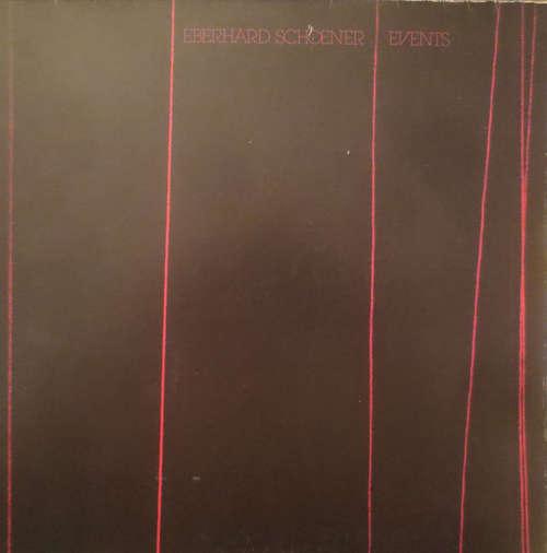 Cover Eberhard Schoener - Events (LP, Album, Gat) Schallplatten Ankauf