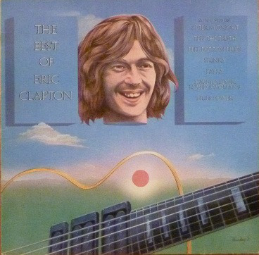 Bild Eric Clapton - The Best Of Eric Clapton (LP, Comp) Schallplatten Ankauf