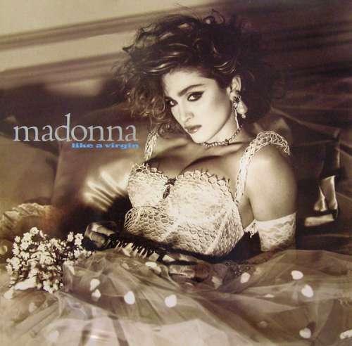 Bild Madonna - Like A Virgin (LP, Album) Schallplatten Ankauf