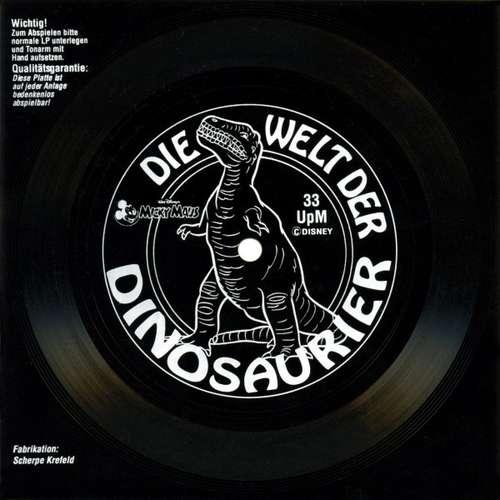 Bild Unknown Artist - Die Welt Der Dinosaurier (Flexi, 6, S/Sided) Schallplatten Ankauf