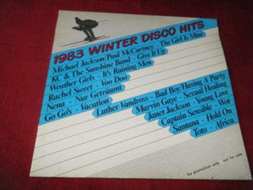 Cover zu Various - 1983 Winter Disco Hits (LP, Comp) Schallplatten Ankauf