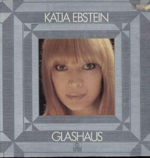 Cover zu Katja Ebstein - Glashaus (LP, Album) Schallplatten Ankauf