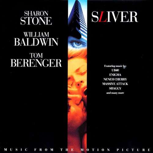 Cover Sliver (Music From The Motion Picture) Schallplatten Ankauf