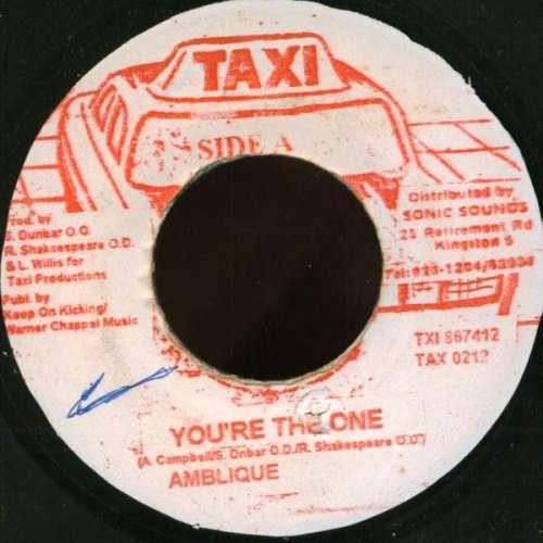 Bild Amblique* - You're The One (7) Schallplatten Ankauf
