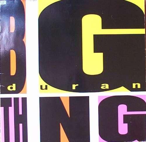 Cover Duran Duran - Big Thing (LP, Album) Schallplatten Ankauf