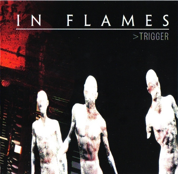 Cover In Flames - Trigger (CD, EP, Enh) Schallplatten Ankauf